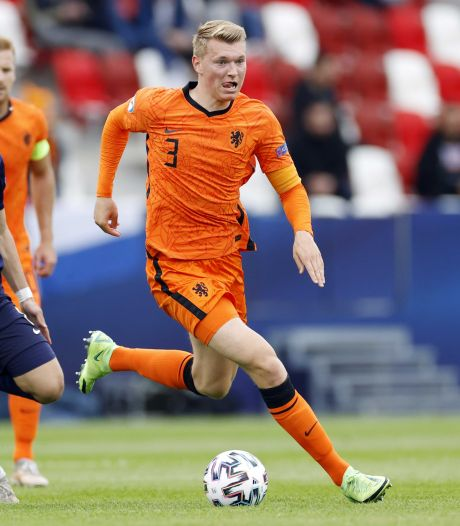 Schuurs weet dat Jong Oranje zware klus wacht: 'Duitsland veel meer een team dan Frankrijk'