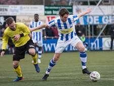 Stuivertje wisselen in knotsgekke eindfase bij FC Lienden