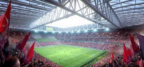 BAM en BESIX toegevoegd aan bouwteam voor nieuw Feyenoordstadion
