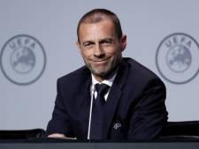 Europese voetbalbaas: 'We hebben reeks grote obstakels overwonnen'
