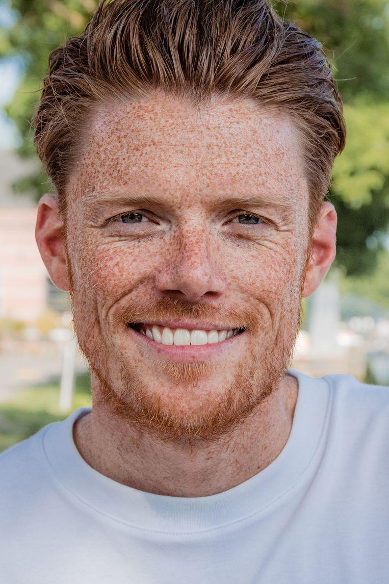 Maurice (31), Westerpark. Beeld Saskia van den Boom