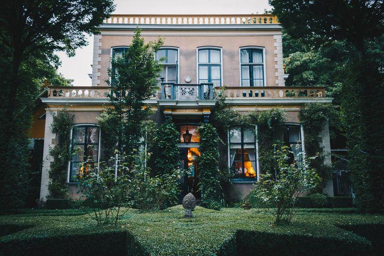 Oosterhouw, het huis in Noord-Groningen waar artiesten komen om zich te laten inspireren Beeld Oosterhouw
