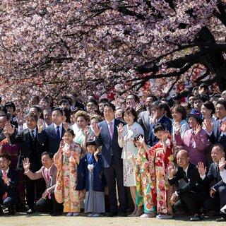 Japanse premier schrapt prestigieuze bloemenborrel na kritiek op kosten