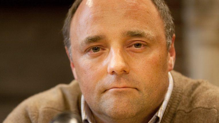 Griepcommissaris Marc Van Ranst. Beeld BELGA