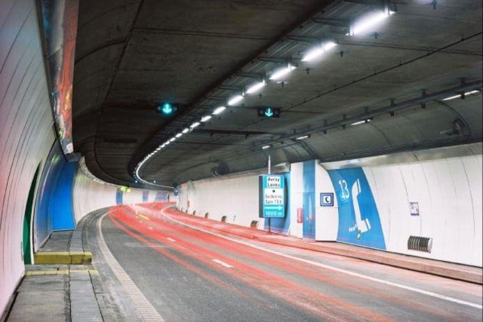 Tunnel de Cointe.