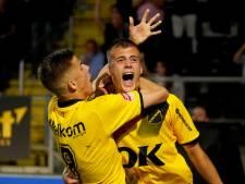 NAC houdt tegen Cambuur perfecte score in stand dankzij Ivan Ilic