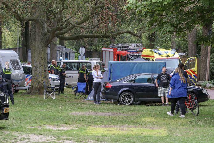 Na een grote zoekactie is het lichaam van het meisje uiteindelijk gevonden op het park Duinrell in Wassenaar.
