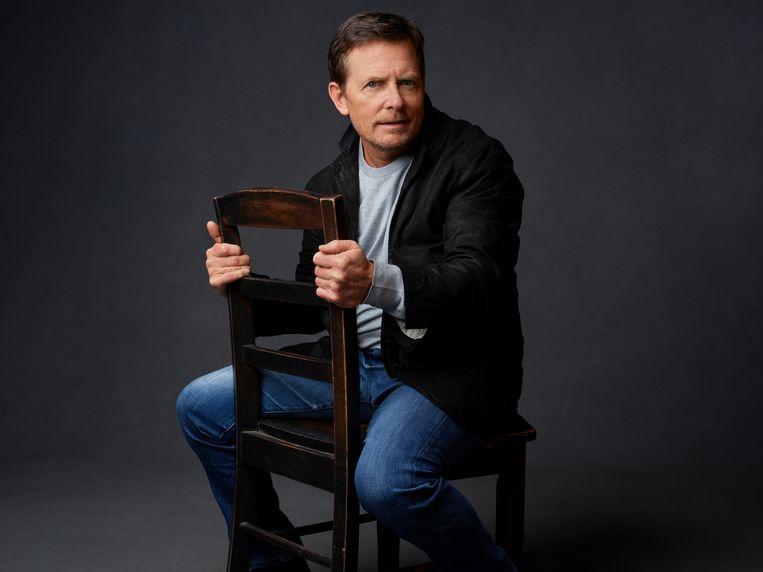 Michael J. Fox tekende al vaker zijn memoires op.  Beeld Mark Seliger