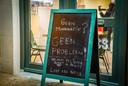 Restaurant De Kiet in Eindhoven hield zich vorige week bewust niet aan de coronamaatregelen. Tot de politie voor de deur stond.