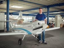 Een vliegtuig bouwen in je eigen garage? Deze Enschedeër doet het