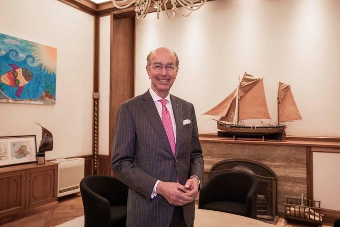Bas Eenhoorn is momenteel waarnemend burgemeester in Vlaardingen. Het is de bedoeling dat zijn opvolger het burgemeesterschap op 9 september overneemt.