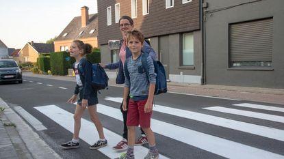 Veilig en 'gevleugeld' naar school