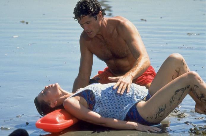 David Hasselhoff dans Alerte à Malibu