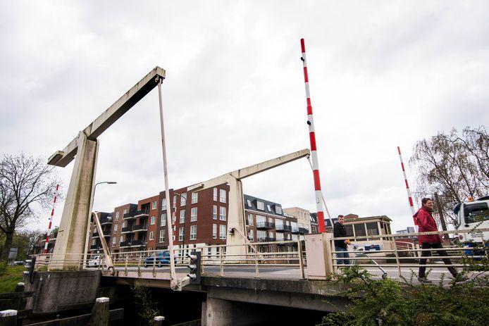 De Kwakelbrug wordt vervangen.