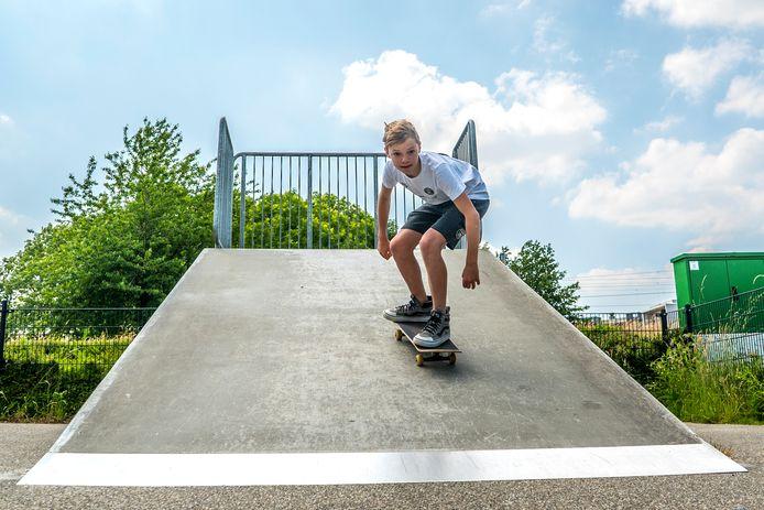 Jaiden Verduyckt over een nieuw en veilig skatepark