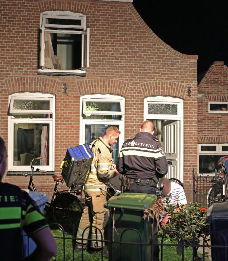 Bewoner gewond bij keukenbrand op Urk