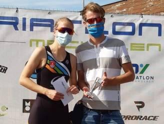 """Noor Van Riel volgde met spanning prestatie van broer Marten op Spelen: """"Ontzettend fier op zijn vierde plaats"""""""