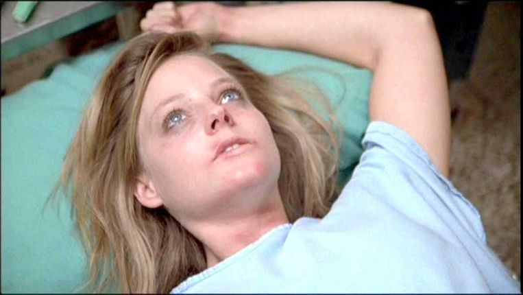 Jodie Foster in 'The Accused'. Beeld rv