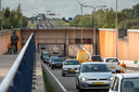 In 2017 werd al eens onderhoud gepleegd aan het aquaduct in de N302. Toen kon het verkeer nog wel door over één van de weghelften.