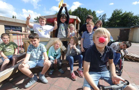 Noordveld Brugge doet mee aan rode neuzen actie