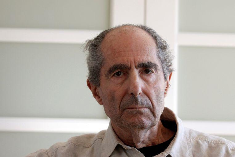 Philip Roth in 2010. Beeld REUTERS