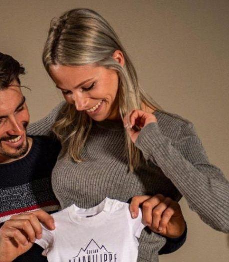 Julian Alaphilippe et Marion Rousse attendent leur premier enfant