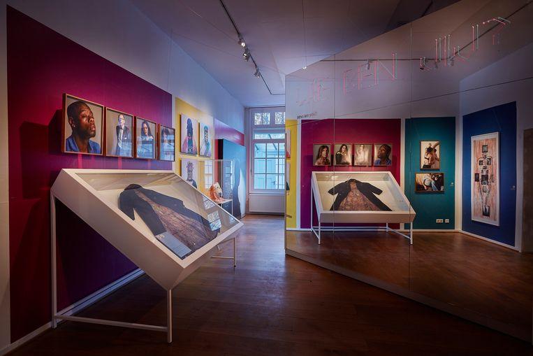 Bij de nieuwe inrichting van het museum speelt hedendaagse kunst een grote rol. Beeld Bastiaan van Musscher