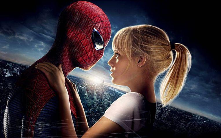 Spider-Man Beeld Humo