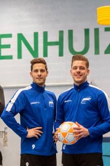 'Bijna uniek' in 15 jaar Korfbal League: drie Broenink-broers uit Arnhem samen in één team