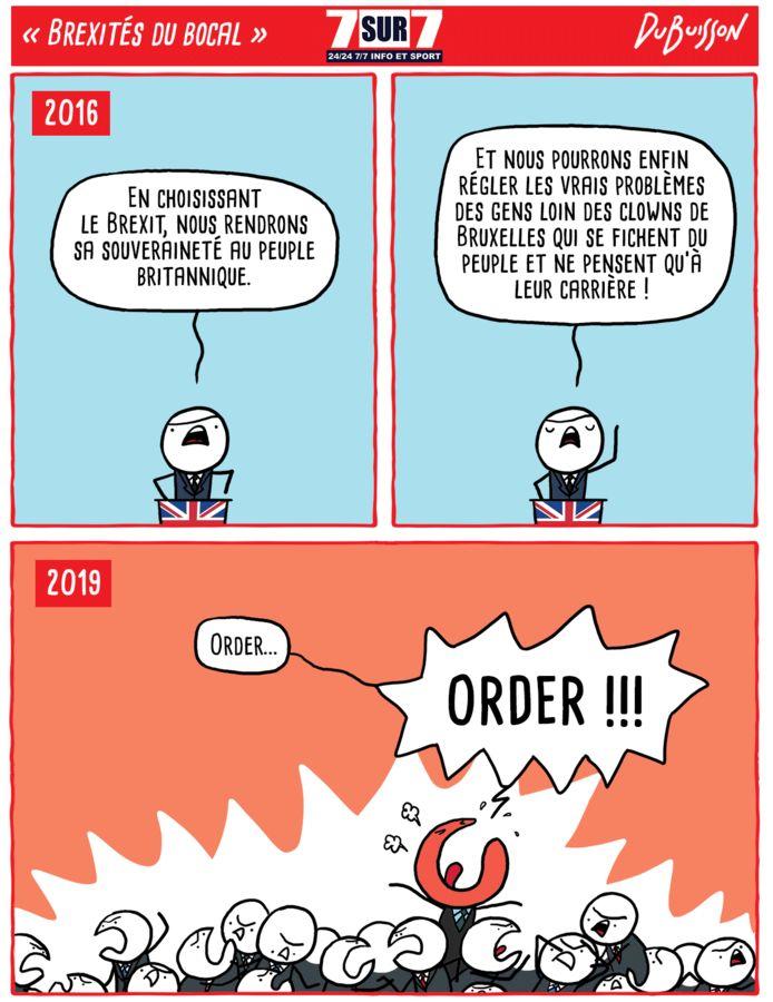 """""""Brexités du bocal"""""""