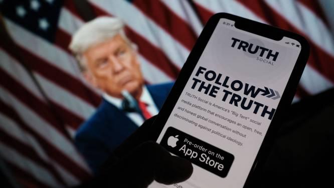 "Donald Trump lance ""Truth social"", son réseau social"
