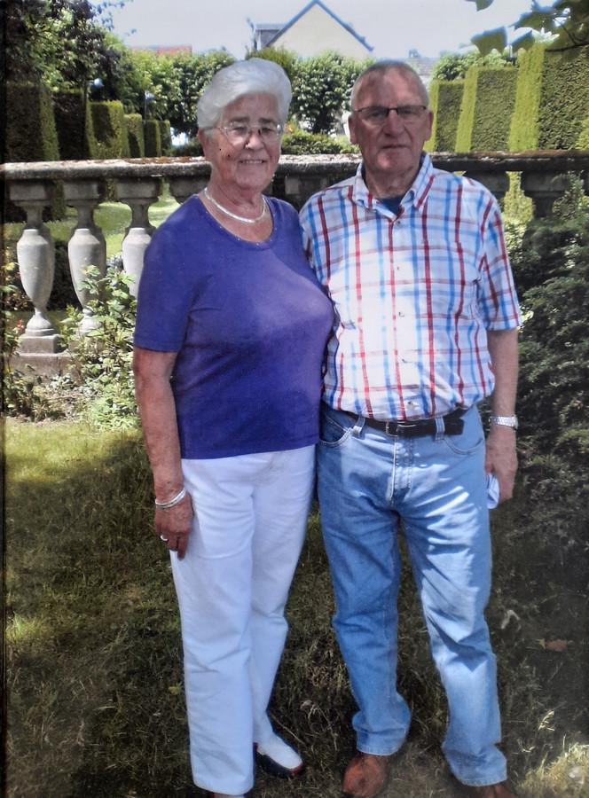 Echtpaar Haens- van Hoof is 60 jaar getrouwd op 22 juli 2021