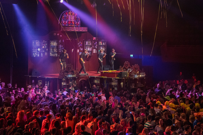 De Gebroeders Rossig traden onlangs nog op tijdens het Grootste feestcafé van Nederland in de Ziggo Dome.