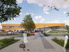 Sportcomplex WRZV wordt opvallend 'icoon' op bedrijventerrein Zwolle