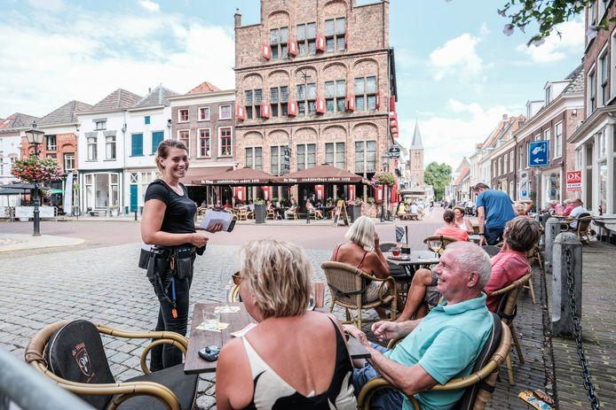 Een dagje Doesburg wordt steeds populairder.