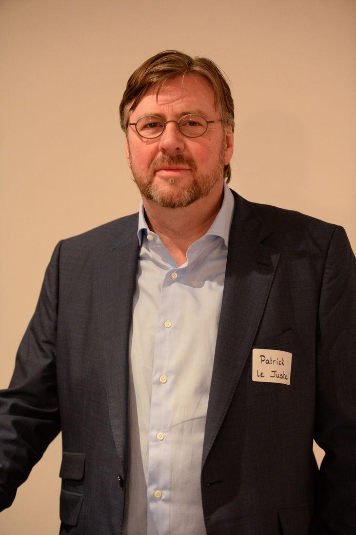 Aalst-voorzitter Patrick Le Juste vindt dat de overheid de coronacrisis drastischer had moeten aanpakken.