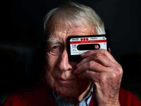 Lou Ottens, Philips-uitvinder cassettebandje, overleden: 'We waren als kleine jongens die leuk aan het spelen waren'