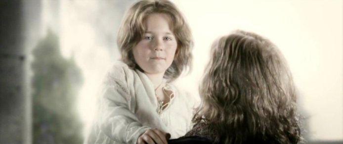 Zoon Sadwyn speelde de rol van Eldarion