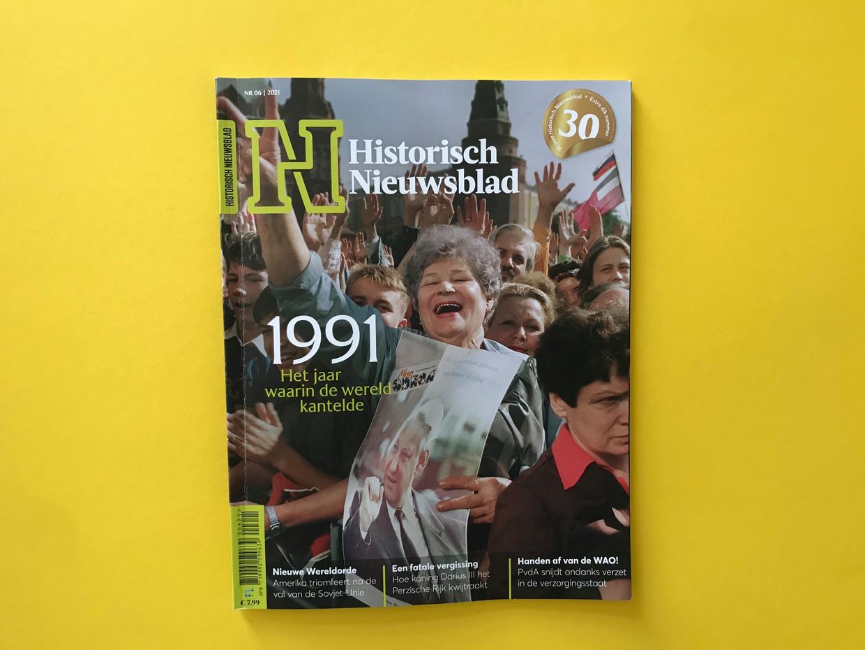 Historisch Nieuwsblad Beeld