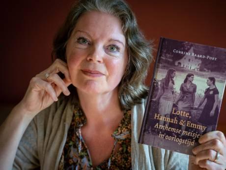 Wat zou jij doen in de oorlog: vluchten, vechten of bevriezen? Corrine (55) schreef boek over keuze van drie Arnhemse meisjes