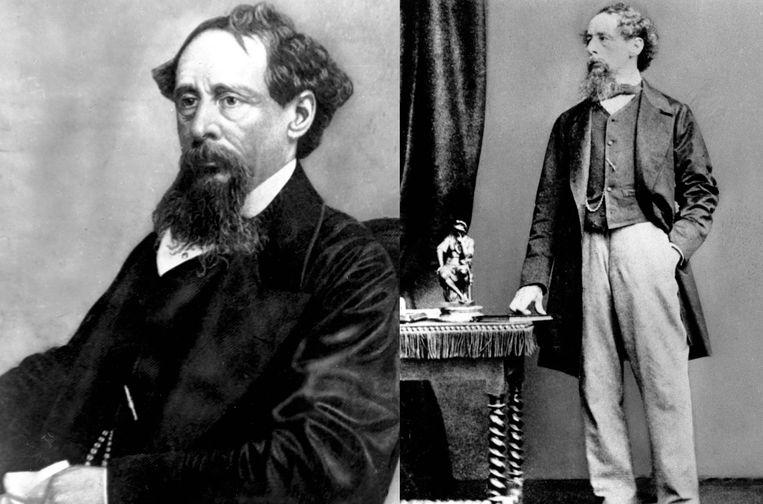 Charles Dickens, een literair genie maar geen romanticus.
