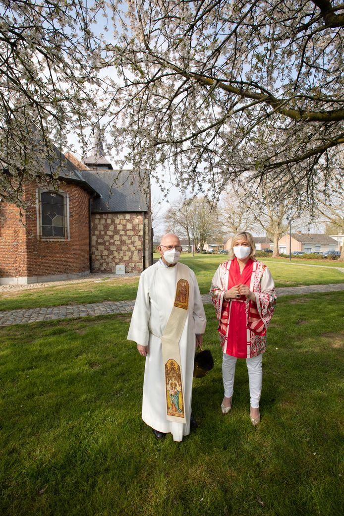 Sint-Truiden maakt zich klaar om de jaarlijkse bloesemzegening deze week coronaproof te vieren.