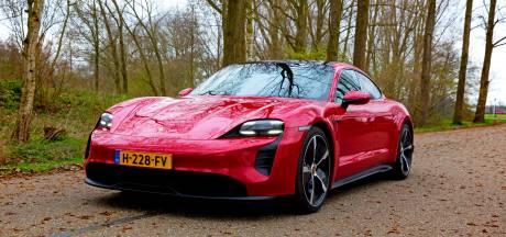 Test Porsche Taycan 4S: elektrisch en toch een echte Porsche