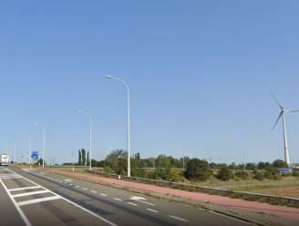 Oprit E34 Retie afgesloten voor asfaltwerken