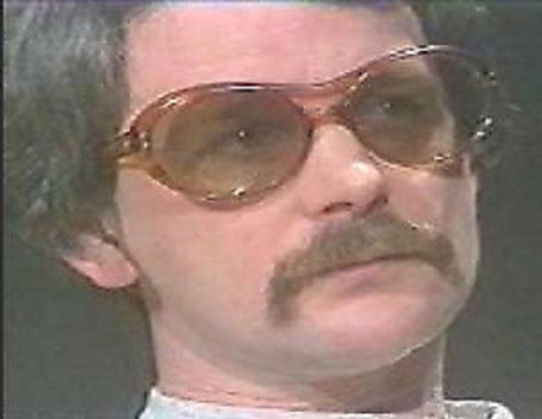 Stanley Hillis verscheen in de jaren tachtig vermomd in de talkshow van Sonja. Foto Vara Beeld