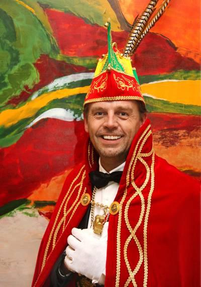 Adrianus de 52e is de nieuwe Prins van Boemeldonck
