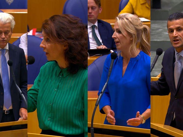 Kamerleden vragen Rutte op te stappen: 'Je hebt het vertrouwen verloren'
