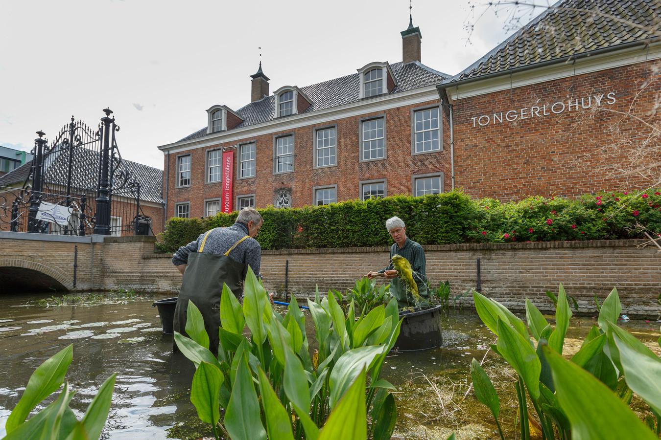 Museum Tongerlohuys Roosendaal in 2017. Door corona is het nu gesloten.