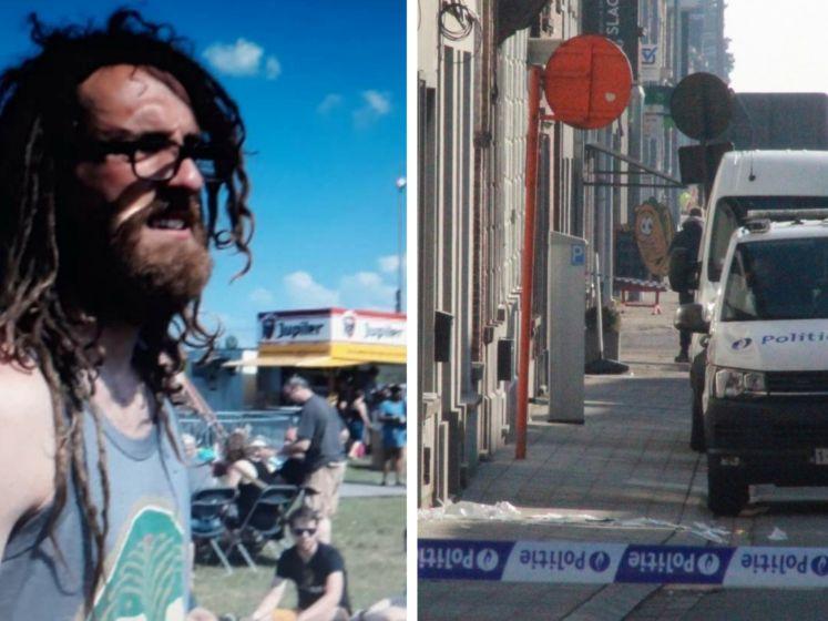 """Leander (32) op straat doodgestoken, dader nog altijd spoorloos: """"Onwezenlijk dat mijn broer op zo'n manier om het leven komt"""""""