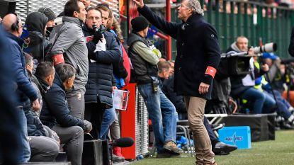 """Standard vertelt waarom hun trainer uithaalde naar fans op hoofdtribune: """"Ze lachten met Preud'homme en beledigden hem ook"""""""
